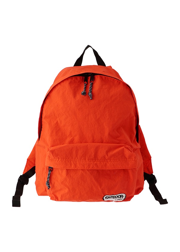 ZUCCa / OUTDOOR PRODUCTS×ZUCCa COMBU / ナイロンバッグ オレンジ / レンガ