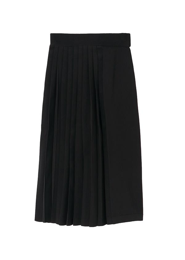 ZUCCa / ストレッチセーター / スカート 黒