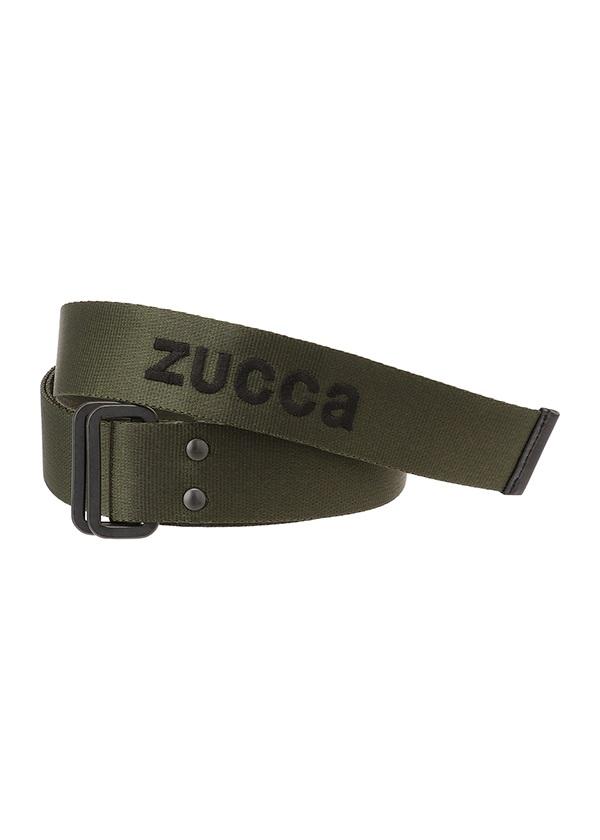 ZUCCa / テープベルト/ ベルト カーキ