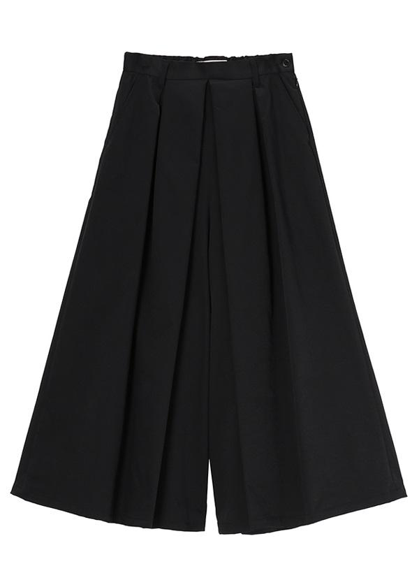 ZUCCa / ポリエステルチノ / パンツ 黒