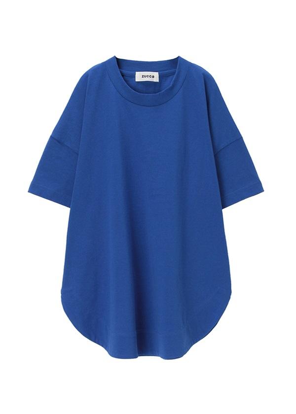 ZUCCa / (R)BLUE 20 / カットソー ブルー