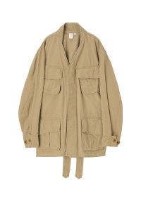 S Jungle fatigue 2way jacket