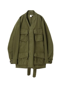 Jungle fatigue 2way jacket