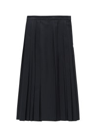 UN(I)FORM - Random pleats skirt