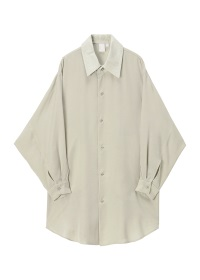 S Tencel gusset Big shirts