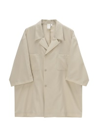 S UN(I)FORM - Open collar semi double shirts