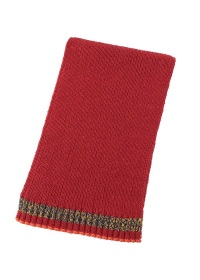 Cotton Knit Muffler