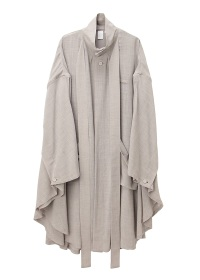 S Triacetate Poncho