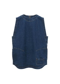 S Denim - Vest / Ladies