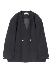 GF Collarless Blazer