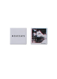 ZUCCa / S #ZUCCATS ACC / 缶バッジ
