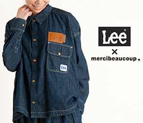Lee × mercibeaucoup, 発売中