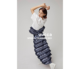 【ポイント10倍】ZUCCa PRE-ORDER 2021 S/S COLLECTION